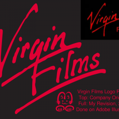 GRAPHIC DESIGN - VirginFilmsLogoVectored