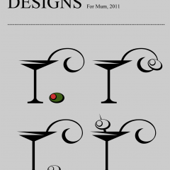 GRAPHIC DESIGN - MartiniDesign1