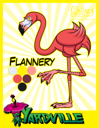 Yardville - Flannery Character Sheet