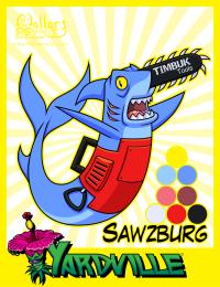 Yardville - Sawzburg Character Sheet