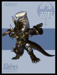 ZYN - Character Final: Nemeon